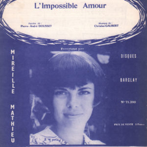 Impossible amour (L')