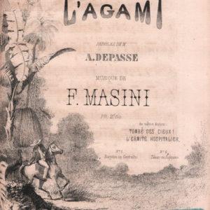 Agami (L')