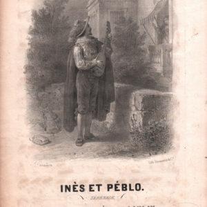 Inès et Péblo