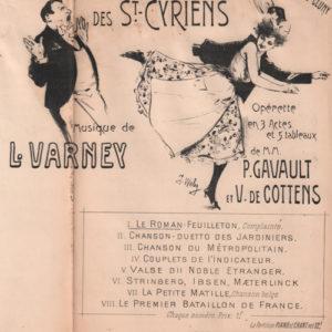 Demoiselles des Saint-Cyriens (Les)