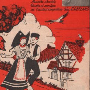 Si tu passes par l'Alsace