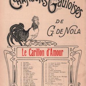 Carillon d'amour (le)