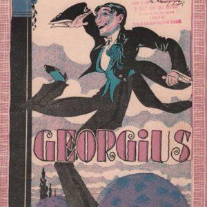 Chansons de Georgius (Les)