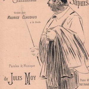 Cochers de Sapins (Les)