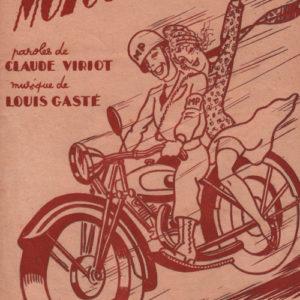 Jimmy et sa motocyclette