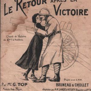Retour après la Victoire (Le)