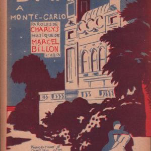 Soir d'amour à Monte-Carlo