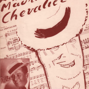 Maurice Chevalier 2eme Album des Succès