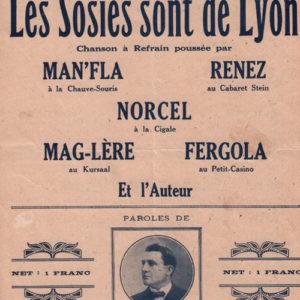 Sosies sont de Lyon (Les)