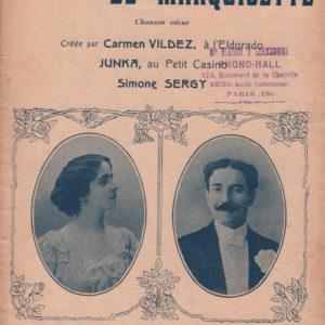 Trésors de Marquisette (Les)