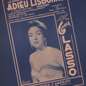 Adieu Lisbonne