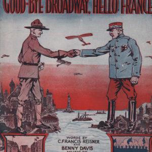 Good-Bye Broadway , Hello France