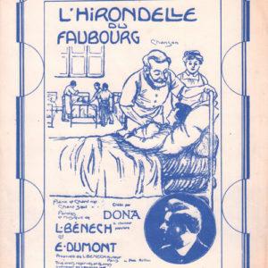 Hirondelle du faubourg (L')