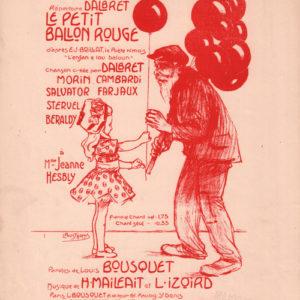 Petit ballon rouge (Le)