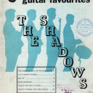 Album 5th of guitar favorites