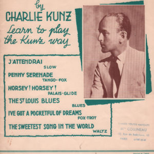 Album complete transcription by Charlie Kunz