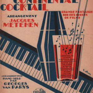 Continental-Cocktail