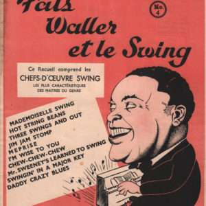 Album Fats Waller et le Swing
