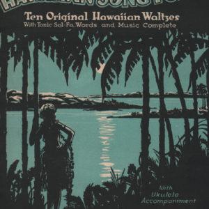 Hawaiian Song Folio
