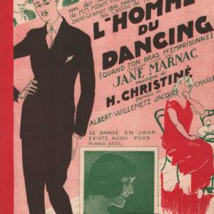 Homme du dancing (L')