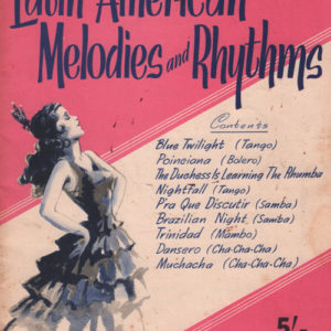 Album Latin American Melodies and Rhythms