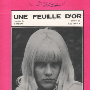 Feuille d'or (Une)