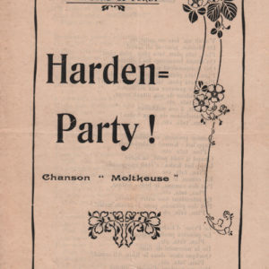 Harden-Party