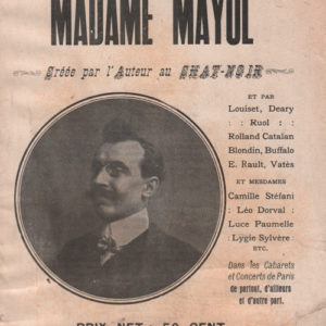 Madame Mayol
