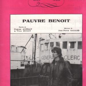 Pauvre Benoit
