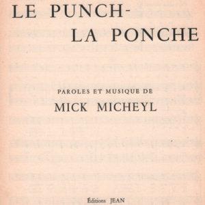 Punch – La ponche (Le)