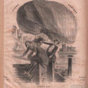 Voyage aérien de Madame Pincebec (Le)