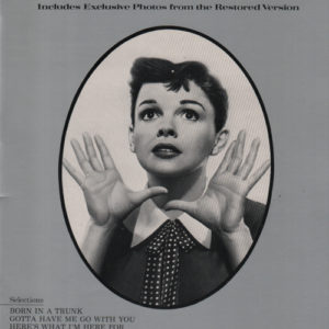Vocal selections from Judy Garland's A star is born