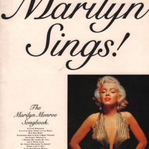 Marilyn Sings !