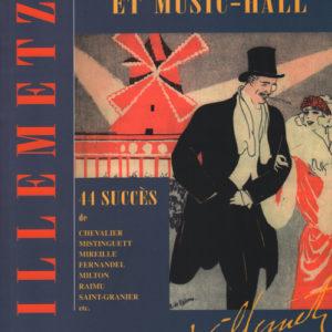 Willemetz vol. 2 revues, cinéma et Music-Hall
