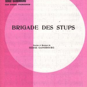 Brigade des stups