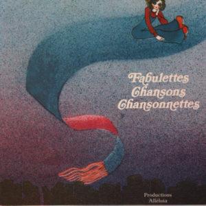 Fabulettes chansons chansonnettes Anne Sylvestre