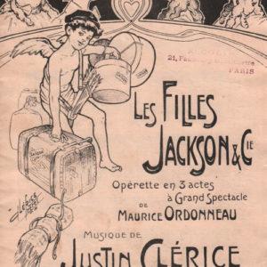 Filles Jackson et Cie (Les)