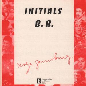 Initials B.B
