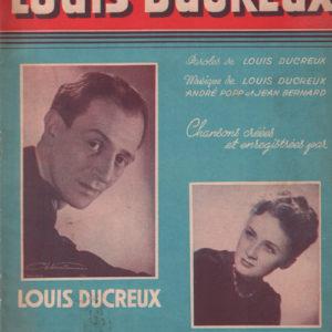 Les chansons de Louis Ducreux