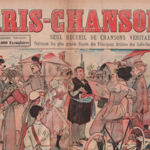 Paris-Chansons recueil