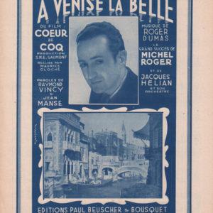 A Venise la belle