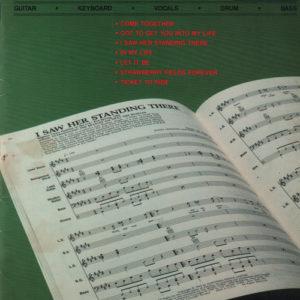 Beatles the green book