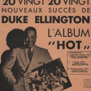 Duke Ellington 20 succès