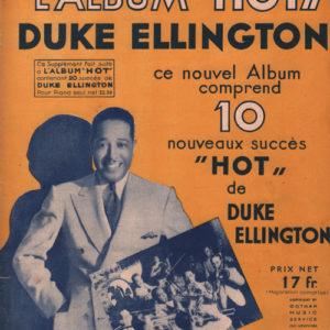 Duke Ellington Supplément à l'album «Hot»
