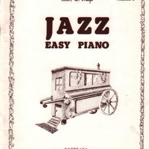Jazz easy piano