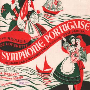 Symphonie Portugaise 1er recueil