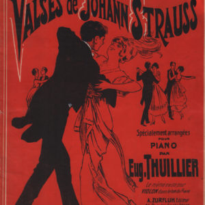 Valses de Johann Strauss