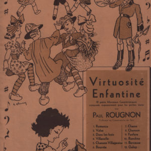 Virtuosité Enfantine