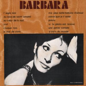 Album » l'Aigle Noir » Barbara