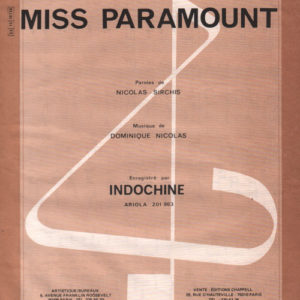 Miss Paramount